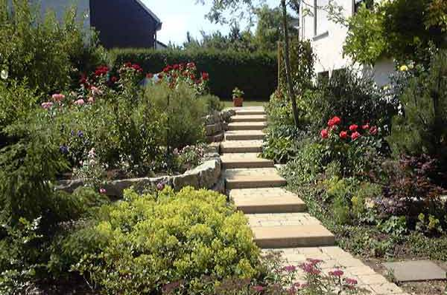 Gerhard Hahn Gartengestaltung Home